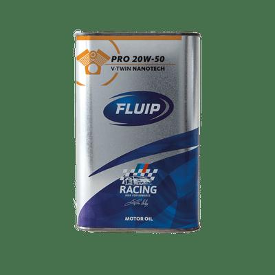 Fluip PRO 20W50 VTwin Nanotech
