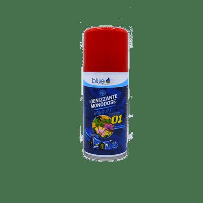 Igienizzante Monodose Bouquet - Additivi Blue