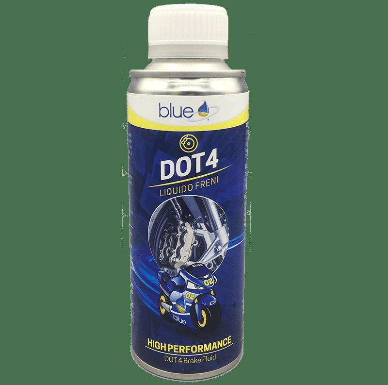 Olio Freni DOT 4 - Liquido freni per moto