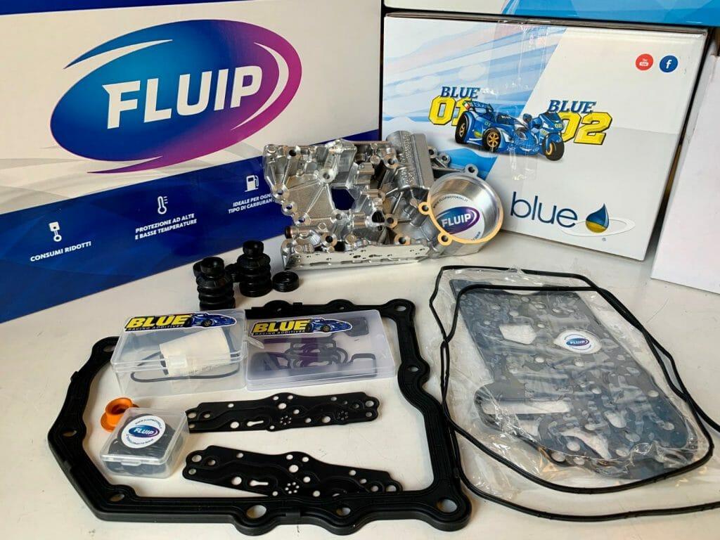Kit revisione e rinforzo cambi DSG a 7 rapporti Additivi Blue
