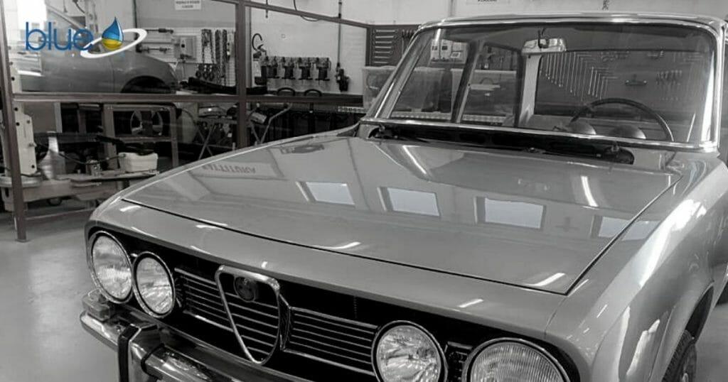 Assemblaggio Alfa 1750 Berlina: Prosegue il restauro…