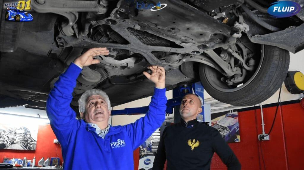 Video tutorial Manutenzione cambio Audi A4