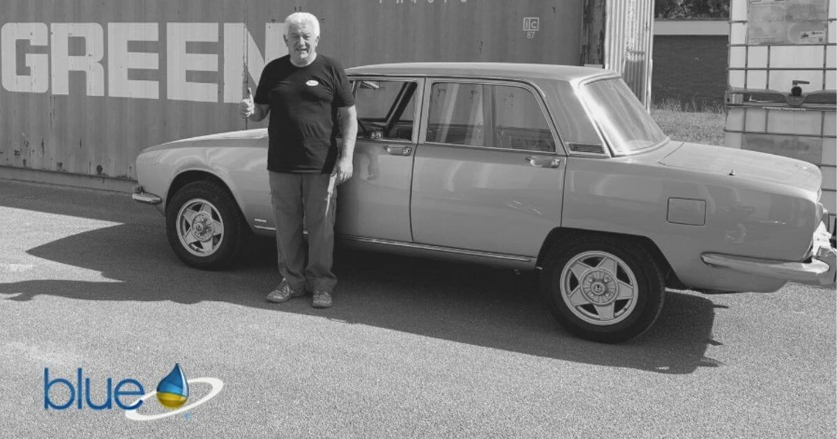 Restauro Alfa 1750 prima-prova su strada finalmente ci siamo