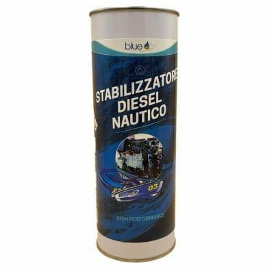 Stabilizzatore Diesel Nautico additivo multifunzionale privo di cloro per gasoli marini